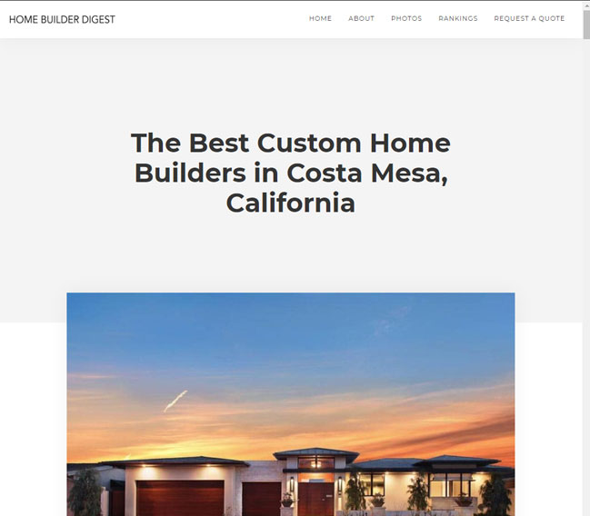 La Placa Construction Inc Articles